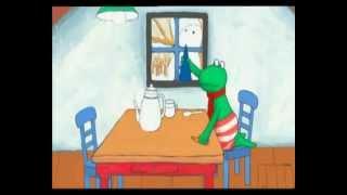 Kijk Kikker en de sneeuwman filmpje