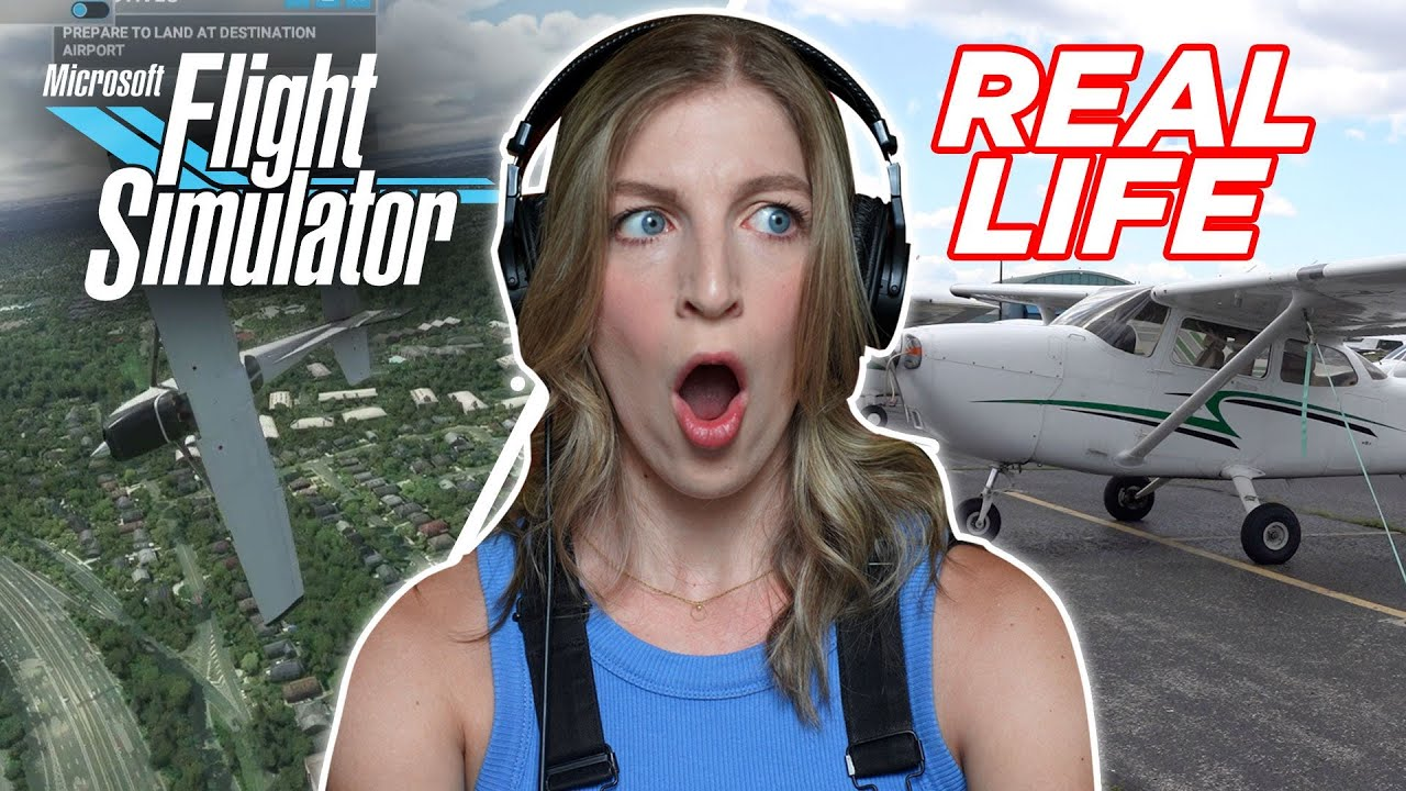 Can You Learn To Fly After Playing Flight Simulator?