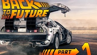 BACK TO THE FUTURE: THE GAME (OUTTATIME!)  - I