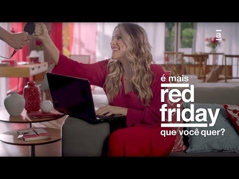 A Red Friday tá de volta, vem aproveitar de novo!