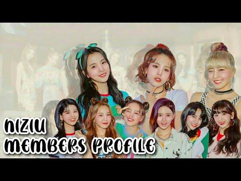 Niziu Members Profile Youtube The lineup is as follows. youtube