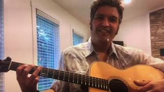 Hector Ward - Acoustic - Belly Button Window - Jimi Hendrix Cover