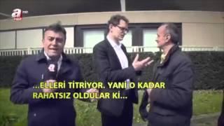 A Haber Muhabirin Alman ZDF Kanalı önünde Yaptığı Komedi Haber! ERDOĞAN VE HAVUZ MEDYASI NEDİR?