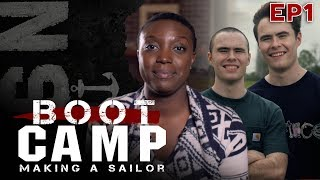 Boot Camp: Making a Sailor - Episode 1
