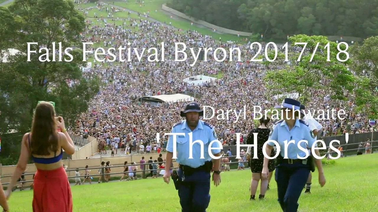 The Horses - Daryl Braithwaite - YouTube