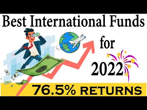 Best International Mutual Funds for 2021 - Top Mutual Funds in India  2021
