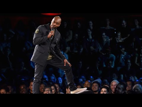 Dave Chappelle proves 'conservatives can take jokes and the left can't'