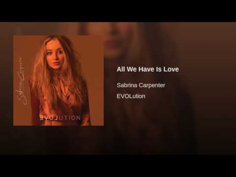 All We Have Is Love