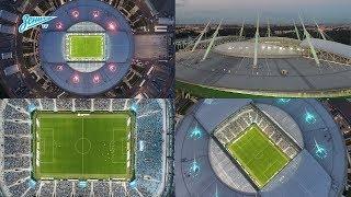 #СтадионАншлагов: самая посещаемая арена страны готовится к новым рекордам