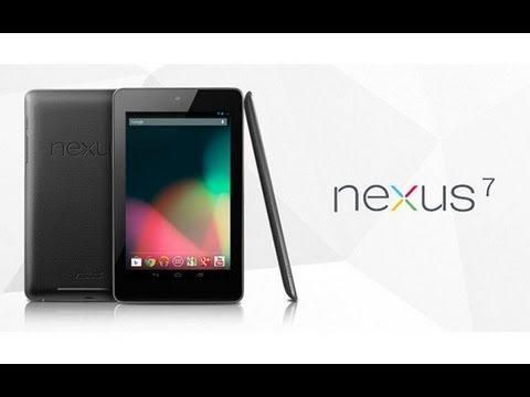 Как подключать флешку к Nexus 7.