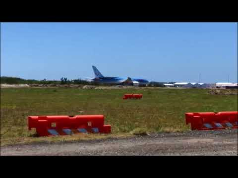 Thomson Flight Diverts To Bermuda Due To Passenger, May 4 2018