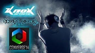 KnoX Artiste Shuts Down CONVERGE 2014 - JIIT 128