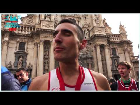 Resumen Murcia Maratón 2017