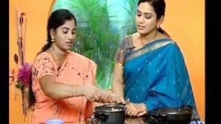 Andhra Recipes - Chicken 65 - Kobbari Burelu - 03