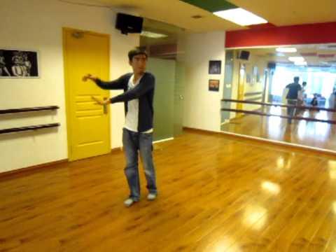 FEMULO Vũ Đại at the TA Dance Studio 30 Mai Hắc Đế