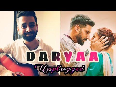 Daryaa | Unplugged | Manmarziyaan | Ameet Trivedi | Shrikant