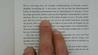 Frisian:  Languages of the World: Introductory Overviews