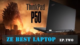 Lenovo ThinkPad P50  Mobile Workstation Review - Seaching for a perfect Laptop - Ep 2(I knew that it would be overkill, but could not pass on trying newest ThinkPad P50 mobile workstation. ------------------------------------------------------------------------------., 2016-06-05T04:29:36.000Z)