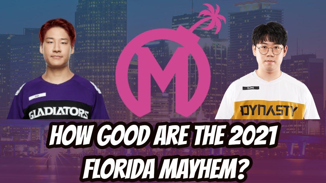 How Good Are The 2021 Florida Mayhem?