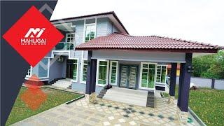 Rumah Banglo Mewah 5 Bilik 3 Bilik ...