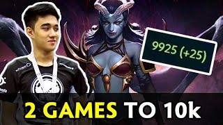 Abed new record every game 9950 MMR — 2 wins to 10k thumbnail