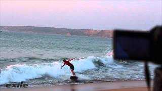 Day Dreaming in Angola - Exile Skimboards