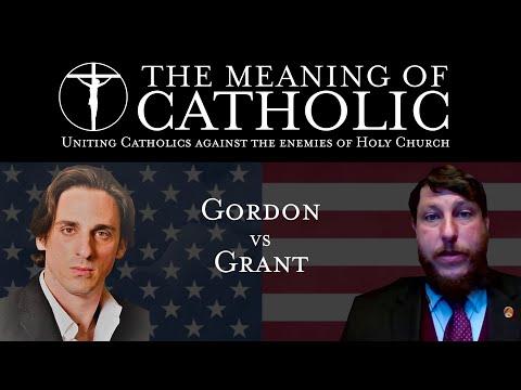 The Founding of America: Gordon vs. Grant