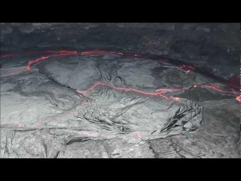 エルタ・アレ火山(溶岩湖(午後の部)).wmv