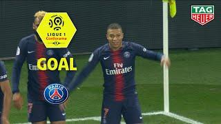 Goal Kylian MBAPPE (79') / Paris Saint-Germain - Montpellier Hérault SC (5-1) (PARIS-MHSC) / 2018-19