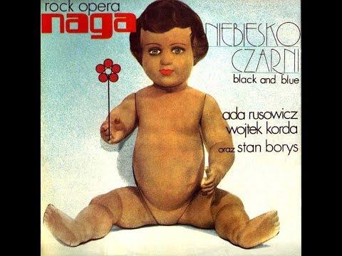 Niebiesko Czarni,  Naga 1972 (vinyl record)