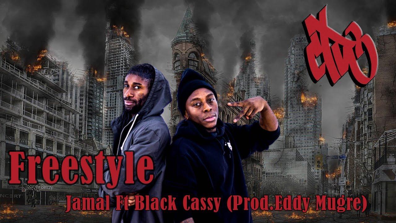 🎤 Nuevo Freestyle: Mc's Jamal Ft Black Cassy. Clan the Warriors 🔊