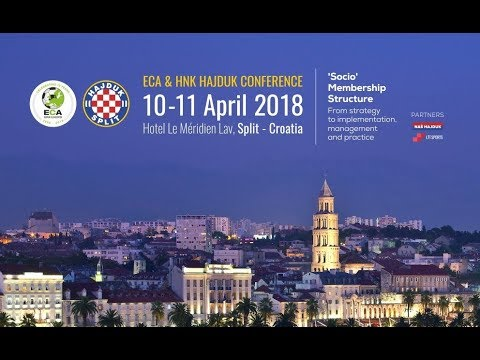 ECA & HNK Hajduk Conference