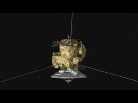 Cassini-Huygens, NASA/ESA/ASI Robotic Spacecraft Mission