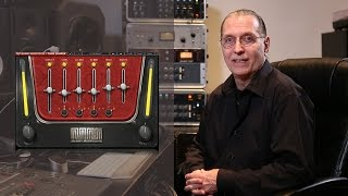 Waves Manny Marroquin Plugins: Tutorial 6 of 6 – Tone Shaper