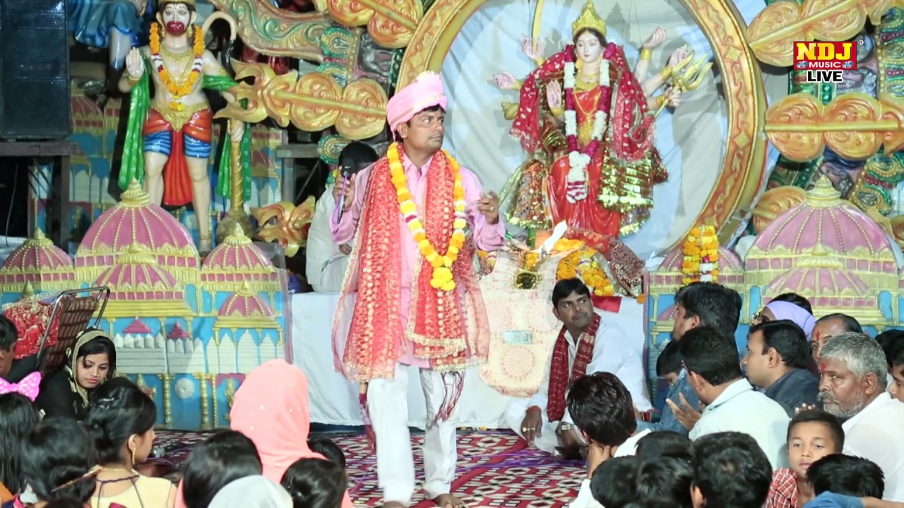 latest Devotional Bhajan Song 2016 # आसरा लेने तेरा तेरे दरबार आये # Bhakti Bhajan kirtan Jagran #