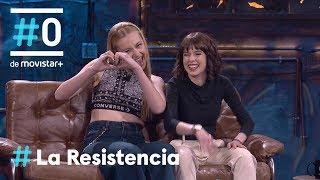 LA RESISTENCIA - Entrevista a Irene Ferreiro y Alba Planas   #LaResistencia 25.03.2019