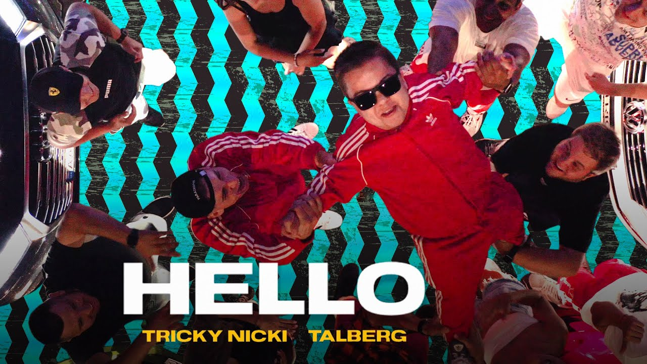 Tricky Nicki - Hello feat. Talberg (Official Music Video)