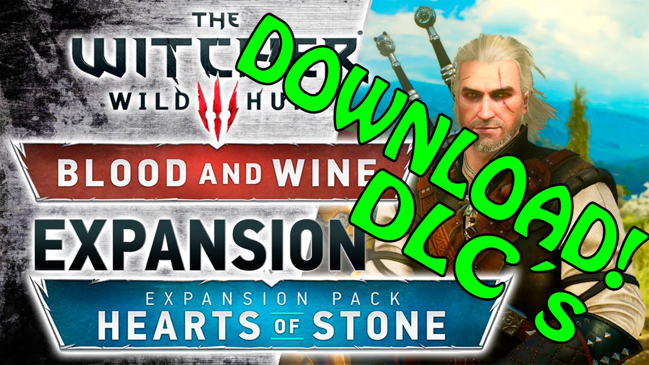 witcher 3 all dlc free download