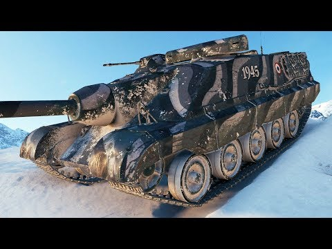 Foch (155) - ANGEL OF DEATH - World of Tanks Gameplay