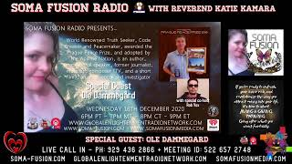 SOMA FUSION RADIO EXCLUSIVE WITH SPECIAL GUEST OLE DAMMEGARD 12-16-20