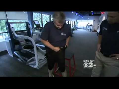 Anti-Gravity Treadmill Helping Physical Therapy Patients Recover