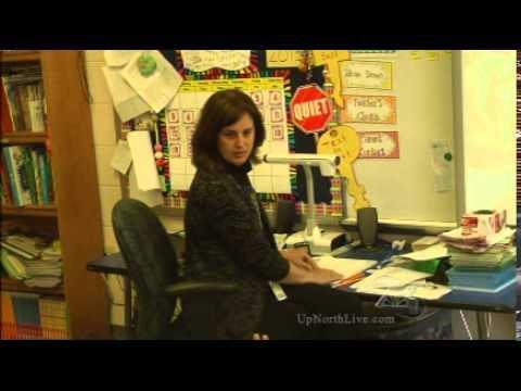Classroom Salute- Mrs Yetter's 1st Grade at Alanson Public Schools