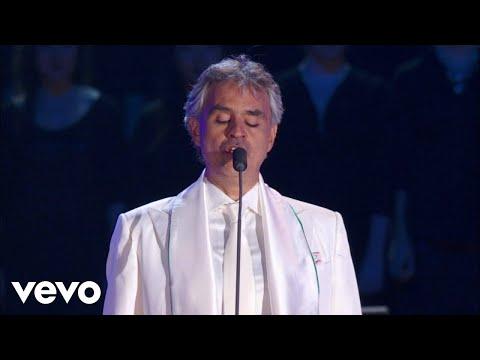 Andrea Bocelli - O Sole Mio - Live From Central Park, USA / 2011