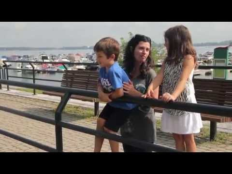 Chambly Canal, a family experience