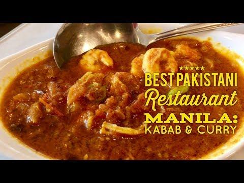 Best Pakistani Restaurant Manila: Kabab and Curry Jupiter Street Makati