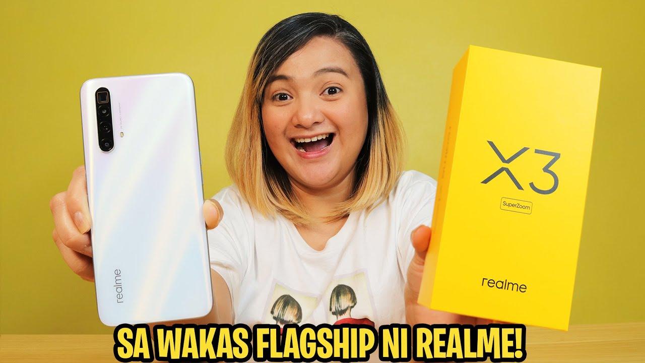realme X3 SUPERZOOM - SA WAKAS FLAGSHIP NI REALME!