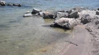 Море, Бердянская коса(, 2016-06-22T12:36:33.000Z)