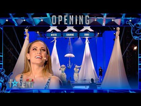 El IMPACTANTE e INESPERADO inicio que ha shockeado a los jueces | Openings | Got Talent España 2021