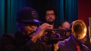 Revive Big Band - Runnin' Out Of Time (The Checkout - Live at Berklee)