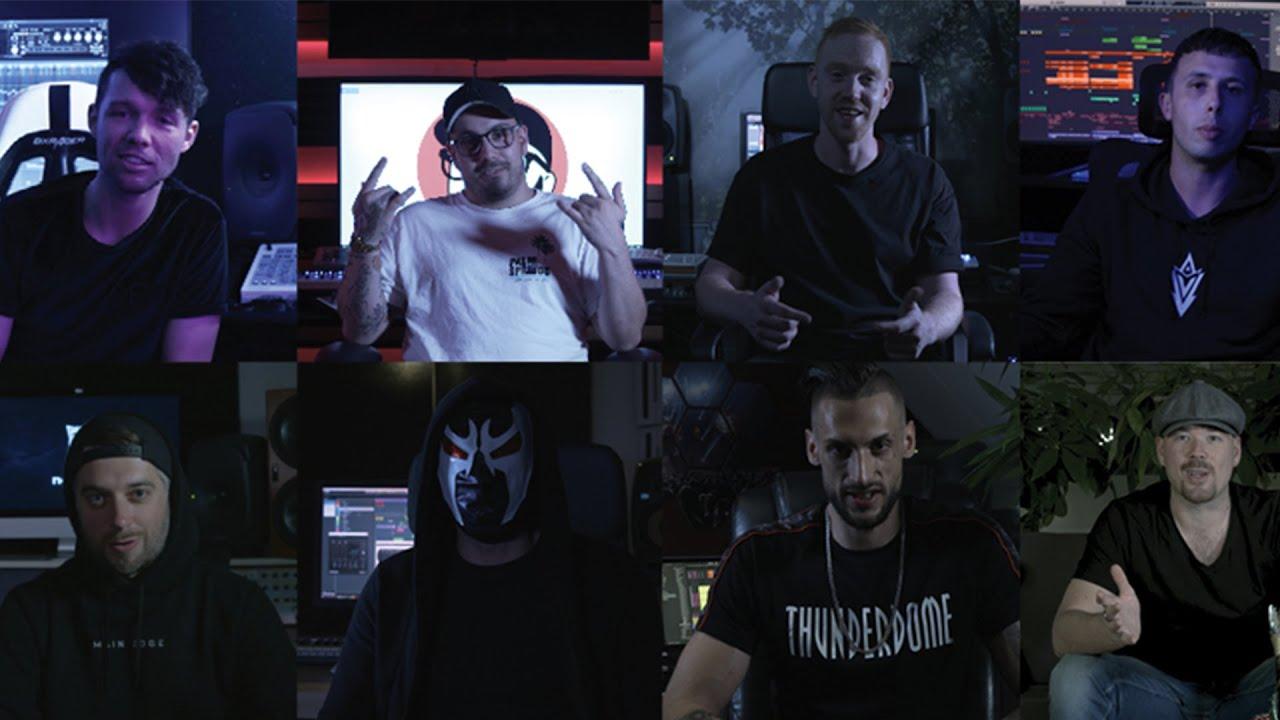 Q-dance x Harderclass  | Trailer